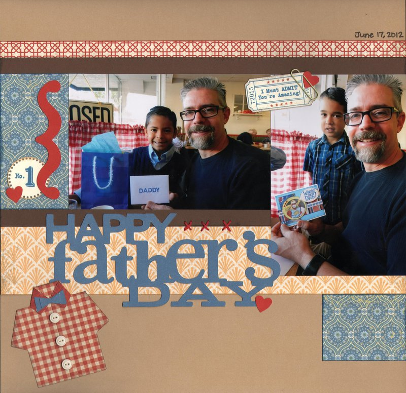 EMS - Happy Father's Day 2012