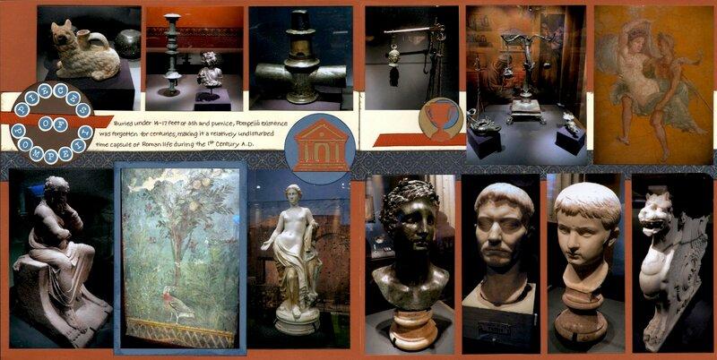 EMS - Pieces of Pompeii