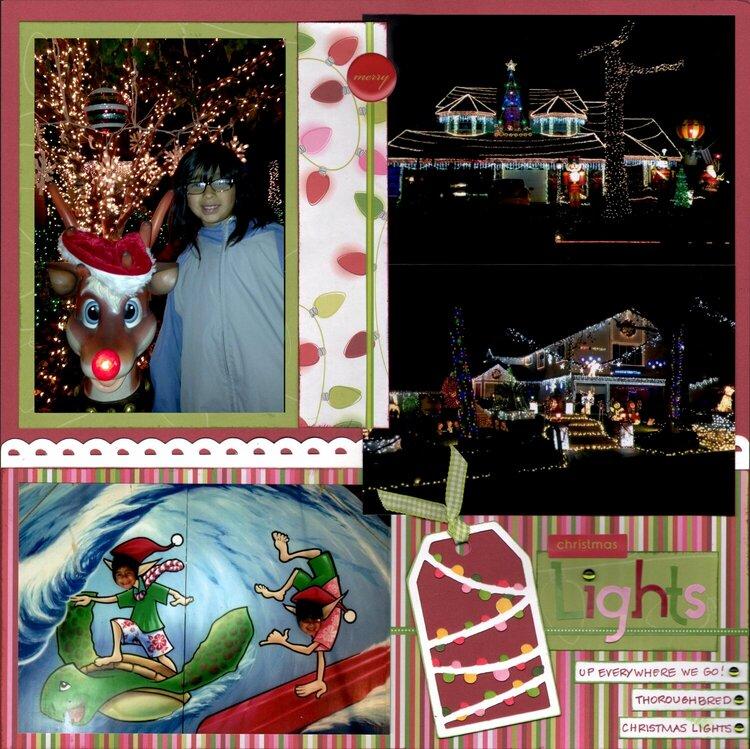 EMS - Christmas Lights