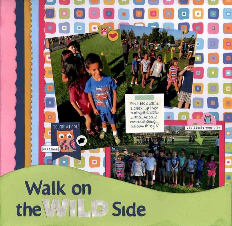 EMS - Walk on the Wild Side