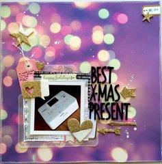 Best X-Mas present