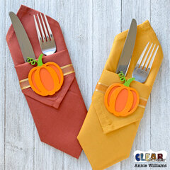 Autumn Napkin Rings