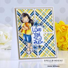 Darling Hugs Card