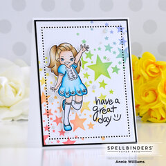 Darling Hello Card