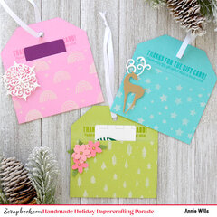 Gift Card Tag Ornaments