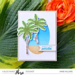 Sending Paradise Card