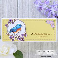 Birthday Slimline Card
