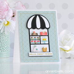 Sweet Hello Card