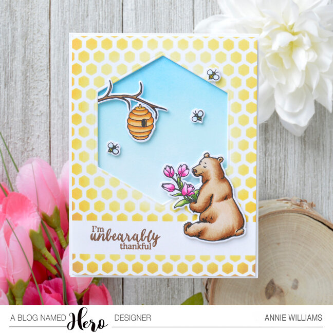 Cheerful Thank You Card