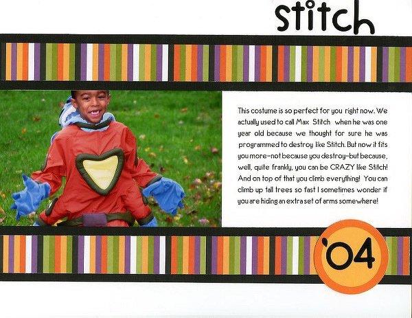 Stitch