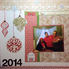 2014 Annual Family Brunch