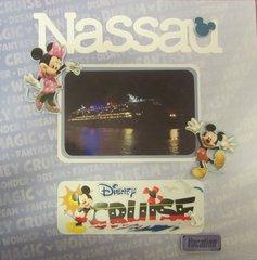 Disney Wonder in Nassau