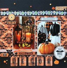 Halloween Decor, pg 1
