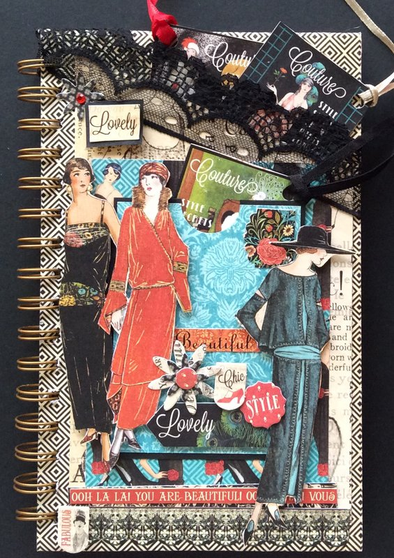 My Journal Cover