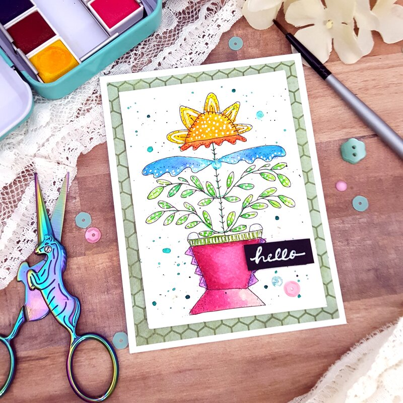 Coloring with Adornit and Jane Davenport