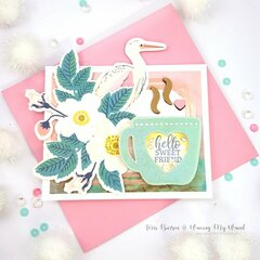 Sweet Friends & Coffee Card