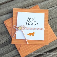 Critter Mini Cards & Envelopes