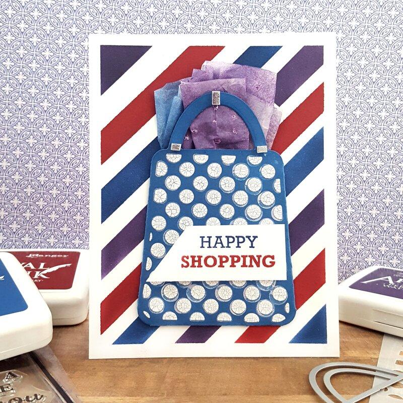 Gift Bag Card for Ranger Ink
