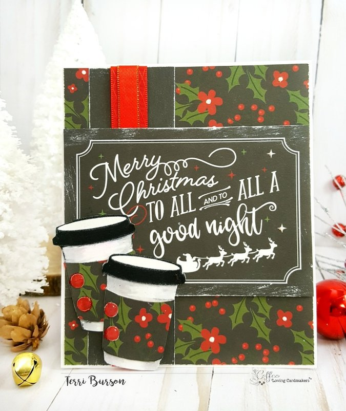 Christmas Card Inspired by Christmas Eve Traditions