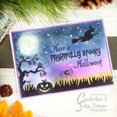 Ranger Ink Blended Spooky Halloween
