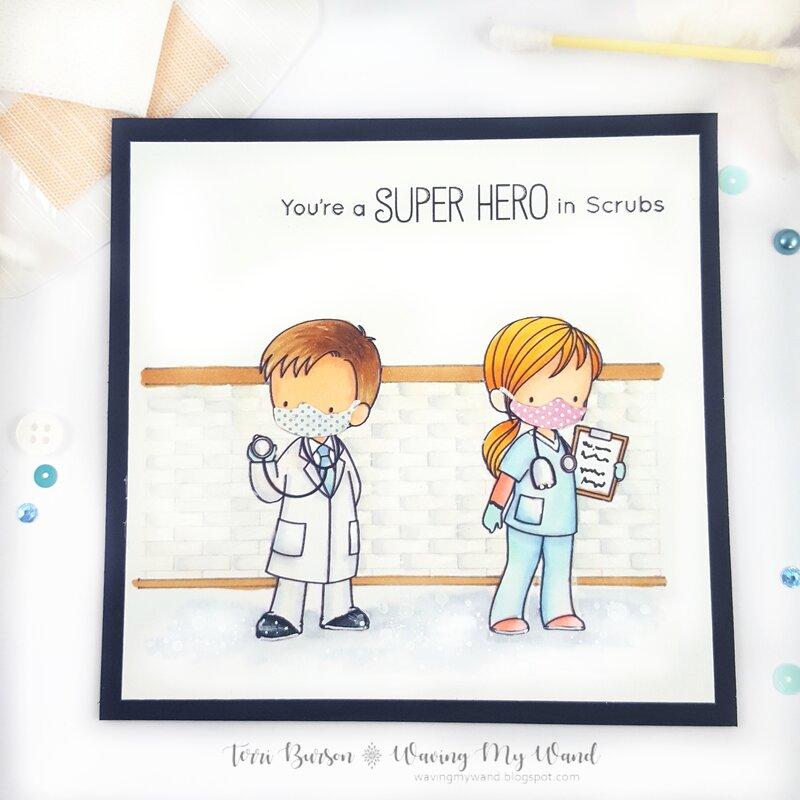 You're my Super Hero
