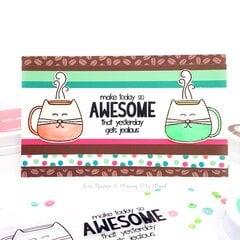 Kitty Mug Card feat. Catherine Pooler Designs