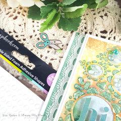 Floral Sampler Card for World Cardmaking Day