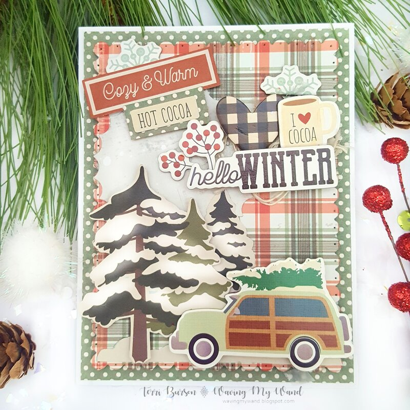 Winter Card feat. Simple Stories