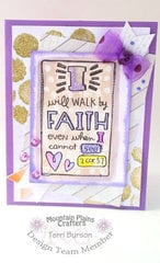 Design Team Project for Adornit and Mountain Plains Crafters Blog Hop