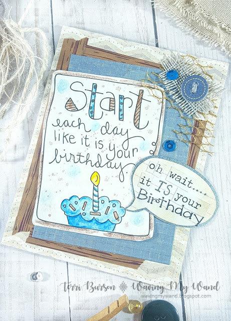 Adornit Birthday Card