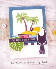Tropical Card Inspiration