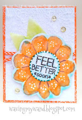 Create your own faux die cut, no fancy tools required!