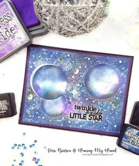 Out Of This World Galaxy Card