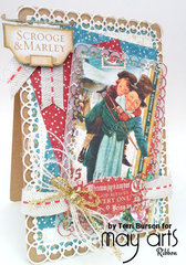 A Christmas Carol Card