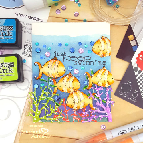 World Oceans Day Card
