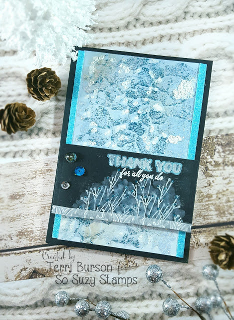 National Thank You Card Month featuring So Suzy Stamps
