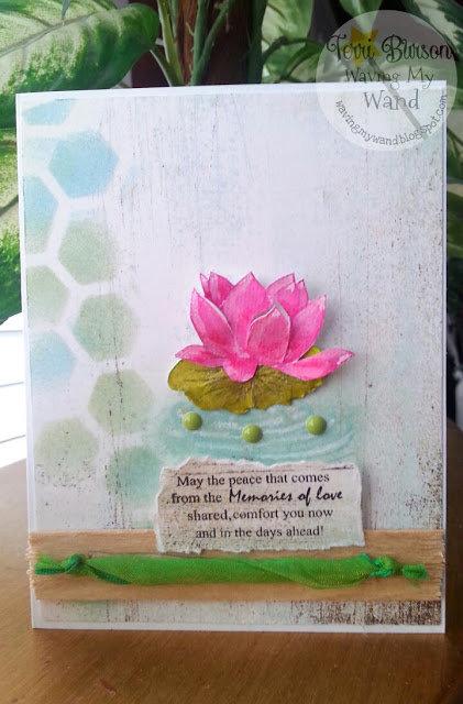 Sympathy or Encouragement Card