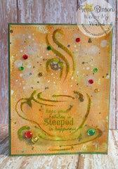 Holiday Coffee Card