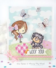 Woof You Card featuring LDRS Creative