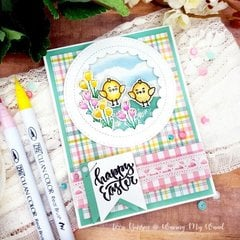 Easter Chicks featuring Echo Park Paper