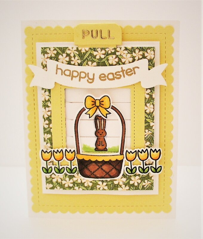 Lawn Fawn Magic Picture Changer Easter