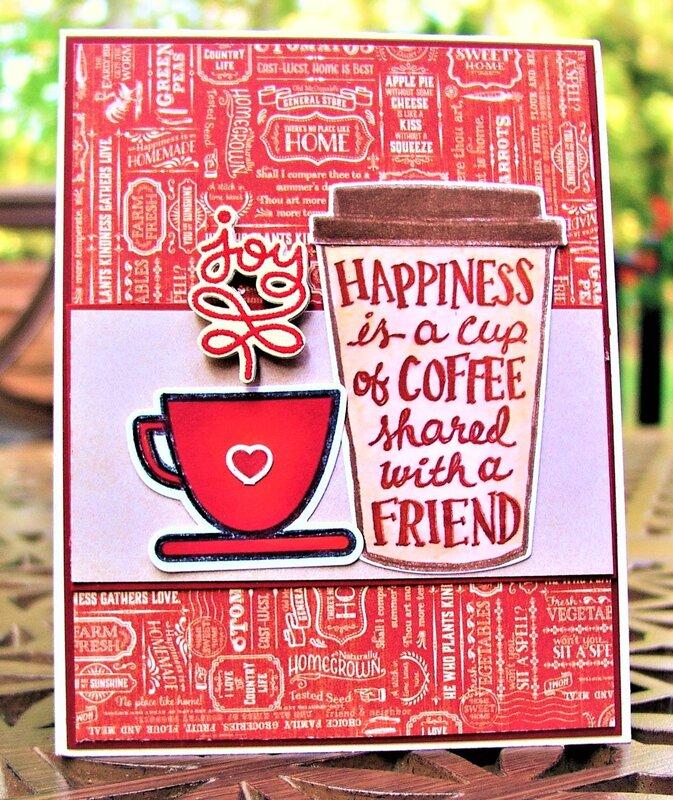 Coffee shared