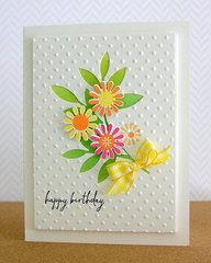 Birthday daisies