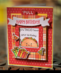 Taco bout your birthday