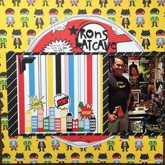 Ron's Batcave
