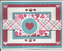 Lawn Fawn Heart Envelope Valentine Exterior