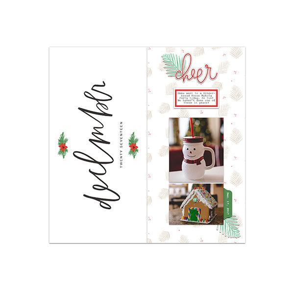 Traveler Notebook - Christmas in July