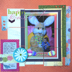 **Moxxie** Happy Easter Bunny