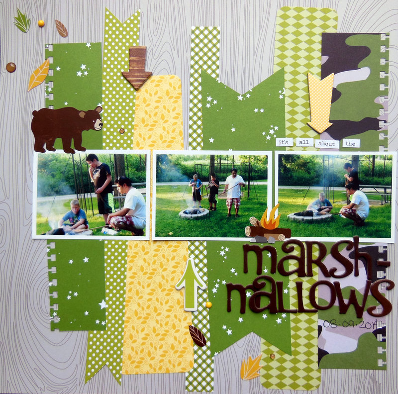 it's all about the marshmellows | Diana Poirier