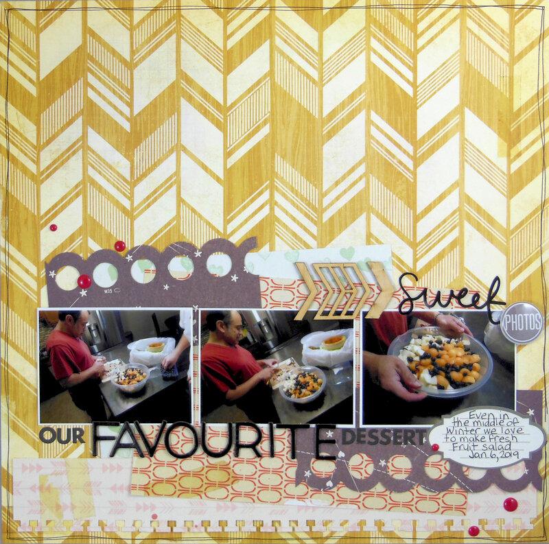 Our FAVOURITE Dessert | Diana Poirier